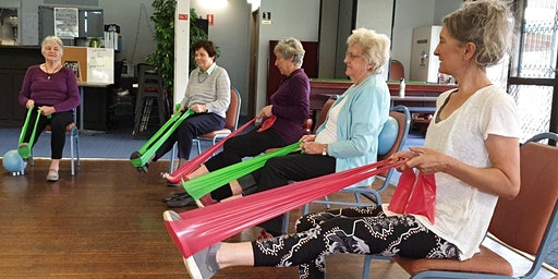Chair Pilates (Kurri)