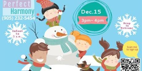 Perfect Harmony Music Studio HOLIDAY SING-ALONG and PLAY! tickets