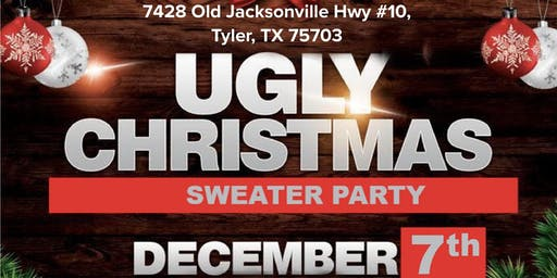 1st Annual Ugly Christmas Sweater Party