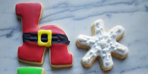 Ho Ho Ho Cookie Class