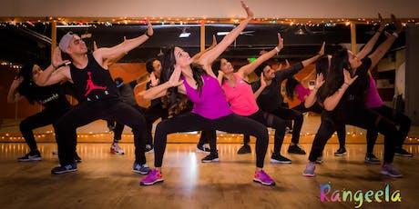 Black Friday Sale: 50% OFF any December Rangeela Dance Workshop tickets