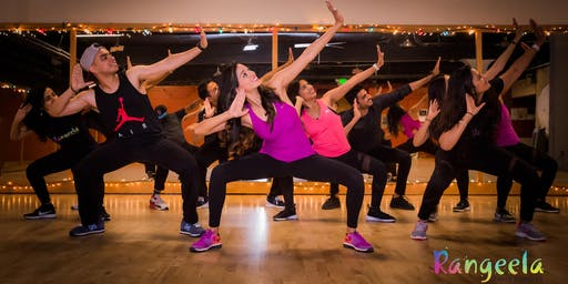 Black Friday Sale: 50% OFF any December Rangeela Dance Workshop