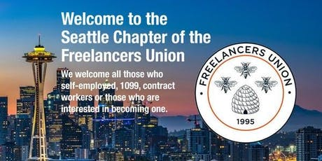 Seattle Freelancers Union SPARK & Lean Startup: Effective Networking tickets