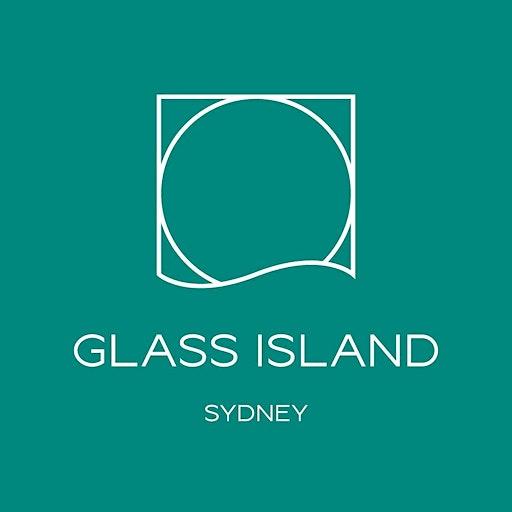 Glass Island logo