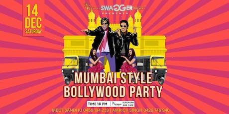 MUMBAI STYLE BOLLYWOOD PATRY tickets