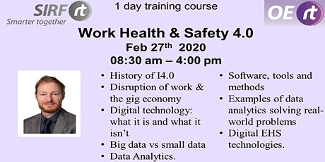 VICTAS  Work Health & Safety 4.0 Training 1 day Course - Andrew Heinrichs tickets