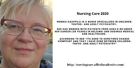 29th International Conference on Nursing Care billets