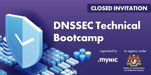 DNSSEC TECHNICAL BOOTCAMP ANJURAN BERSAMA MYNIC, MKN & KKMM