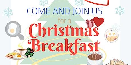 Christmas Breakfast tickets
