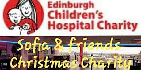 Sofia & friends Christmas charity @skyBar Edinburgh tickets