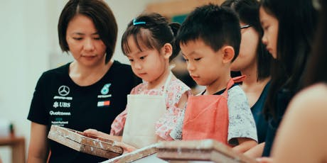 Weekend Workshops for Children! (Yishun) tickets