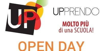 Open Day UPPRENDO 12 Gennaio 2020
