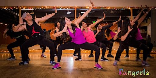 8 Class Pack: Rangeela Dance Workshops