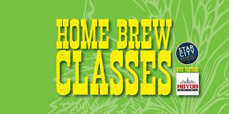 Home Brewing: A Four Class Series at Star City Brewery tickets
