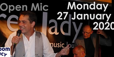 Singers' Open Mic - Monday 27 January