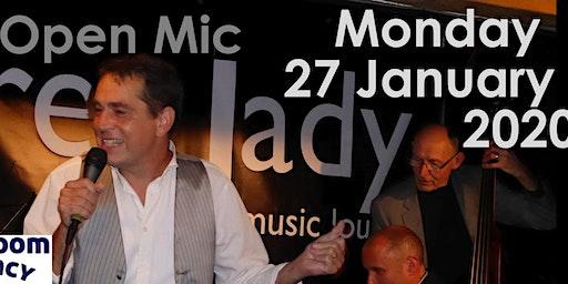 Singers' Open Mic - Monday 27 January