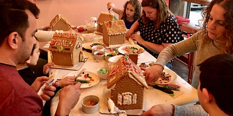 Gingerbread House Decorating for Kids tickets