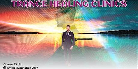 Trance Healing Clinics - Sydney, NSW! tickets