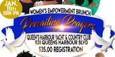 """Women Empowerment Brunch """"Prevailing Prayer!"""""""