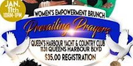 """Women Empowerment Brunch """"Prevailing Prayer!"""" tickets"""
