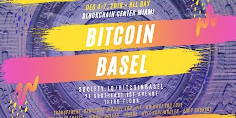 Bitcoin Basel tickets