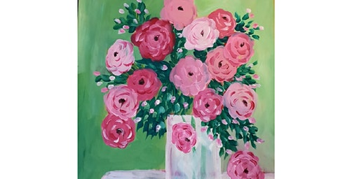 Pink Roses - The Claremont