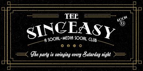 The SingEasy: A Social Media Social Club tickets