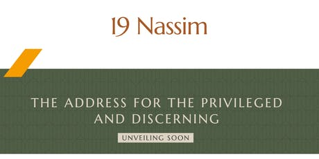 19 Nassim Project & Recruitment Briefing tickets