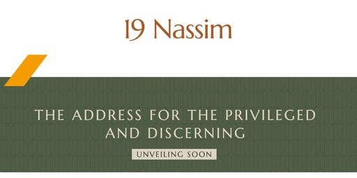 19 Nassim Project & Recruitment Briefing