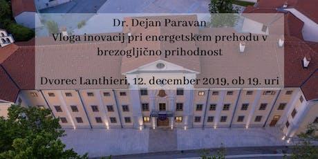 Znanstveni večer Univerze v Novi Gorici tickets