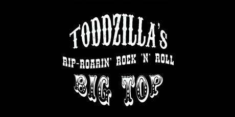 Toddzilla's Rip Roarin' Rock 'n' Roll Big Top Prince Tribute tickets
