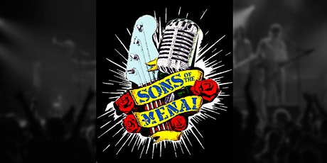Sons Of The Menai tickets