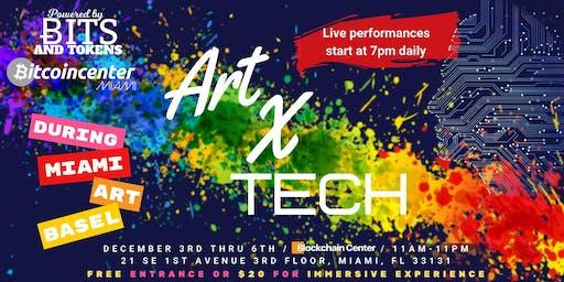 Art x Tech