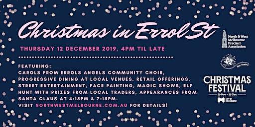 Christmas in Errol Street