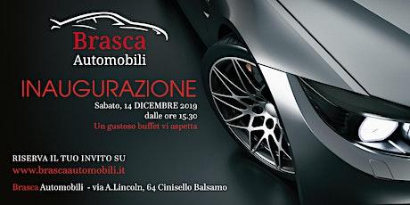INAUGURAZIONE BRASCA AUTOMOBILI - Cinisello Balsamo biglietti