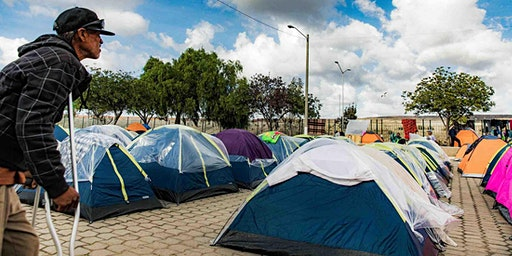 Refugee Crisis in Tijuana