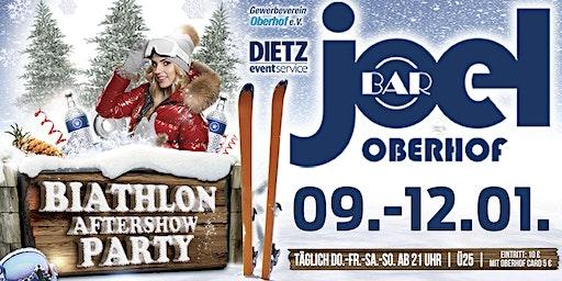 Biathlon Aftershow Party