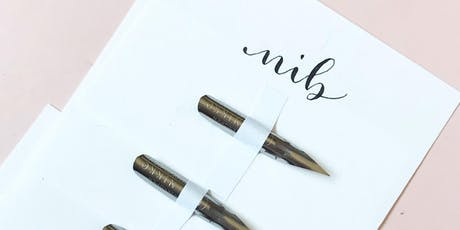 A Christmas Modern Calligraphy Class - LuLu Brown's X Kate Illustrate tickets