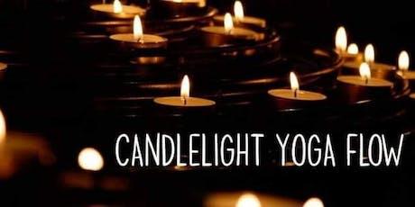 Candlelight yoga biglietti