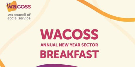 2020 WACOSS New Year Sector Breakfast tickets