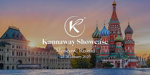 Kannaway Showcase Moscow