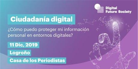 Ciudadanía digital entradas
