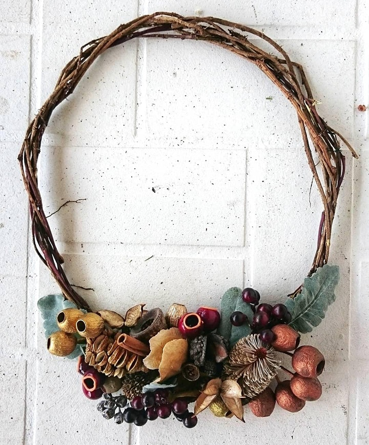 Wreath and Wine Night image