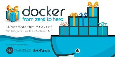 Docker: from Zero to Hero