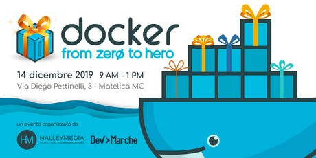 Docker: from Zero to Hero biglietti