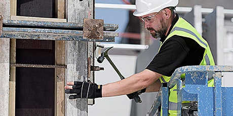 FULLY FUNDED COURSE – Taking digital construction to the next level tickets