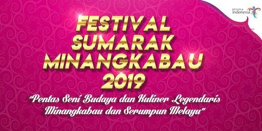 Festival Sumarak Minangkabau 2019