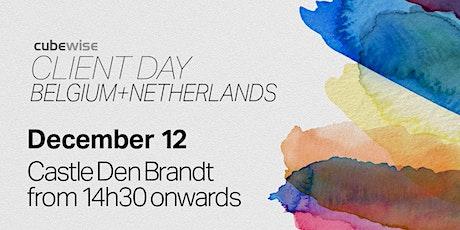 Cubewise Client Day Belgium + Netherlands tickets