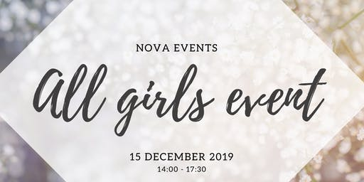 ALL GIRLS EVENT