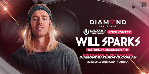 Will Sparks - Diamond Saturdays